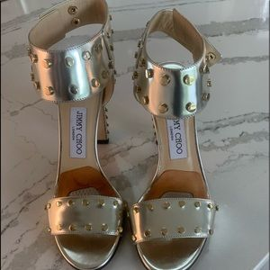 Jimmy Shoes studded sandals